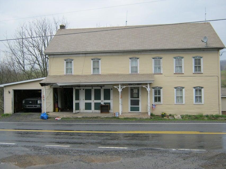 3139 SCHWABEN CREEK RD, Rebuck, PA 17867