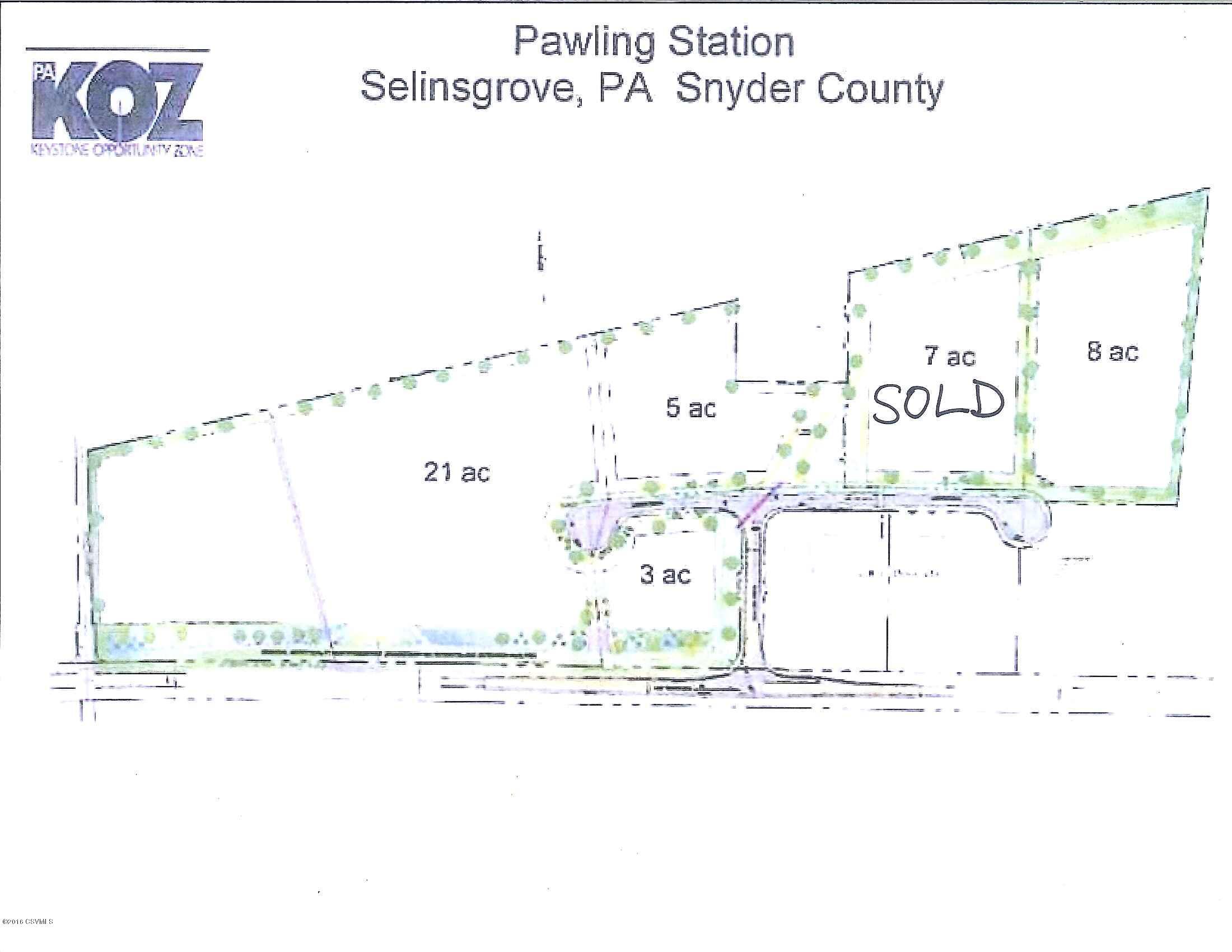 LOT 8 LORIAN Drive, Selinsgrove, PA 17870