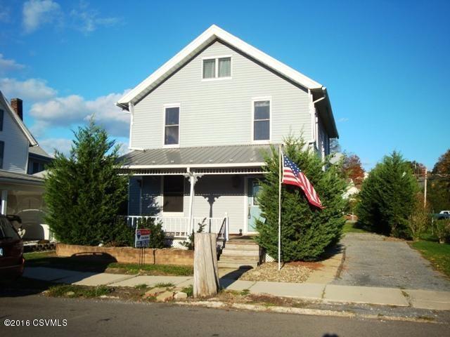 316 PENNSYLVANIA AVE, Watsontown, PA 17777