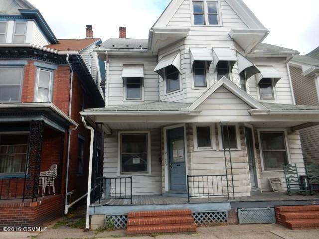 528 CHESTNUT STREET, Sunbury, PA 17801