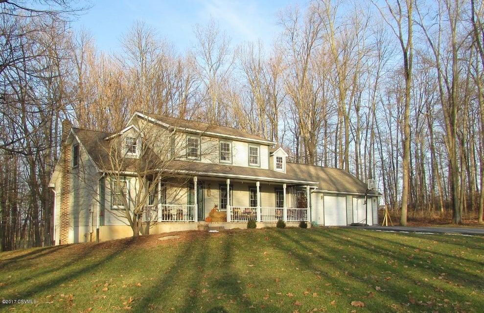 343 CANDLELIGHT LN, Mifflinburg, PA 17844