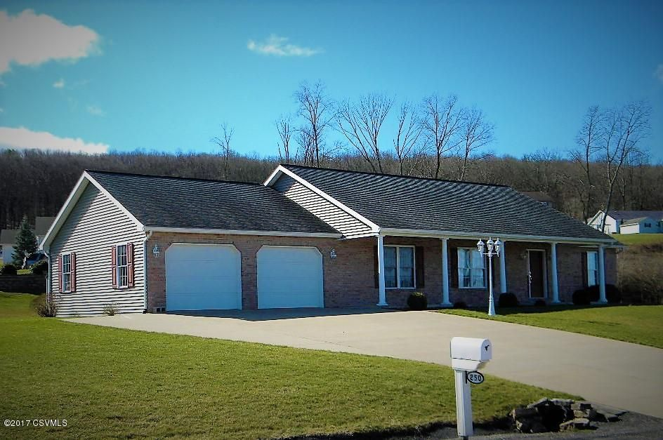 250 STACEY LN, Middleburg, PA 17842