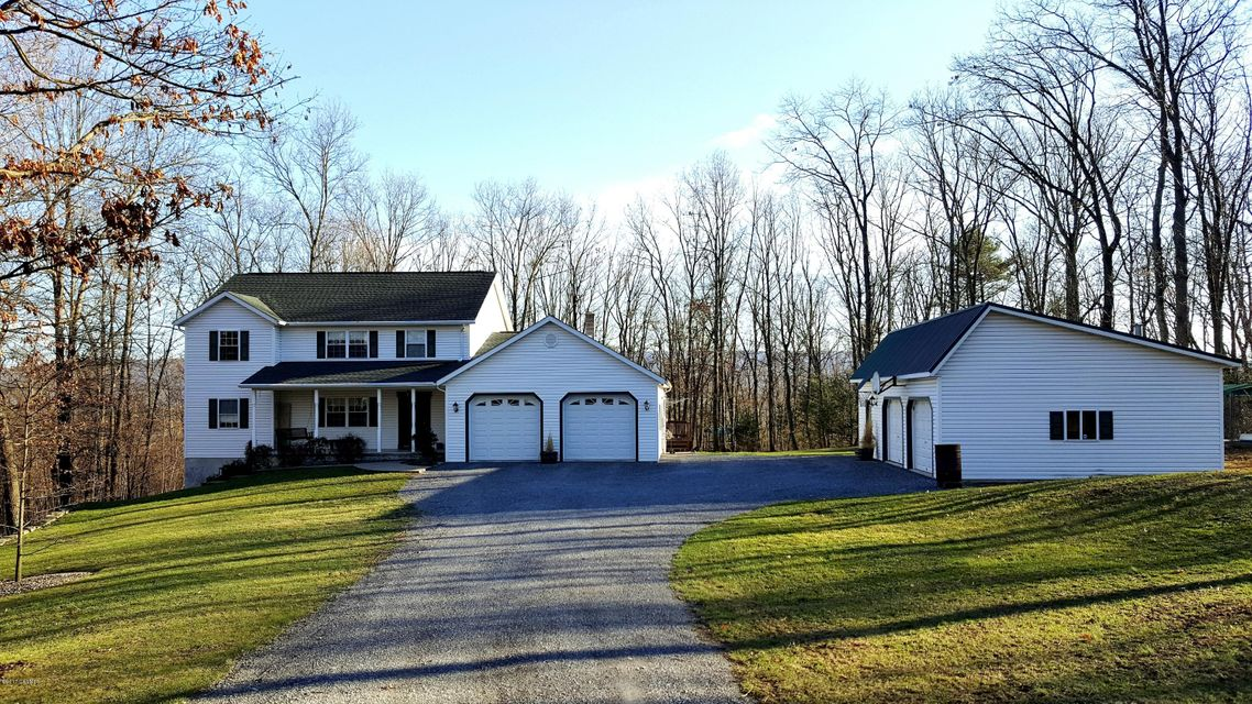 637 DADDARIO HILL RD, Middleburg, PA 17842