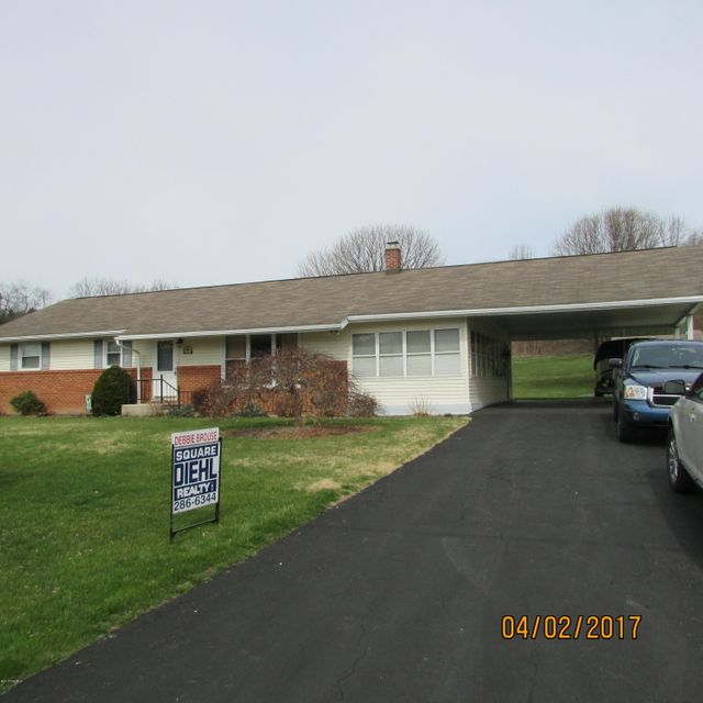 1011 OLD DANVILLE HWY, Northumberland, PA 17857