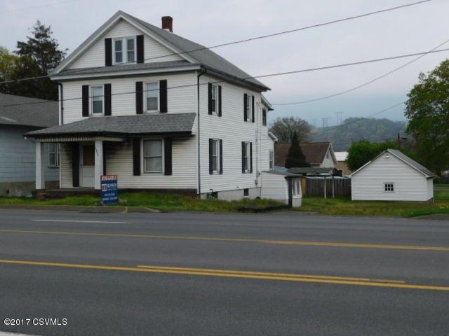 1826 N SUSQUEHANNA Trail, Selinsgrove, PA 17870
