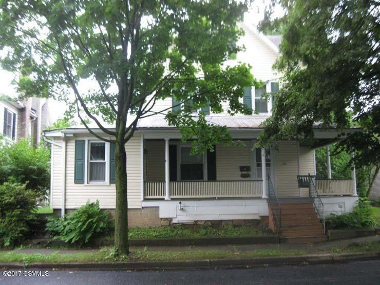 233 GREEN ST, Mifflinburg, PA 17844