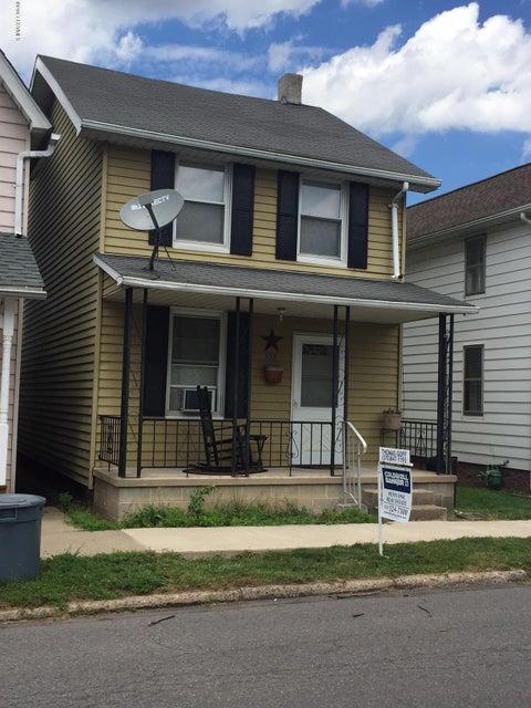 559 HEPBURN STREET, Milton, PA 17847