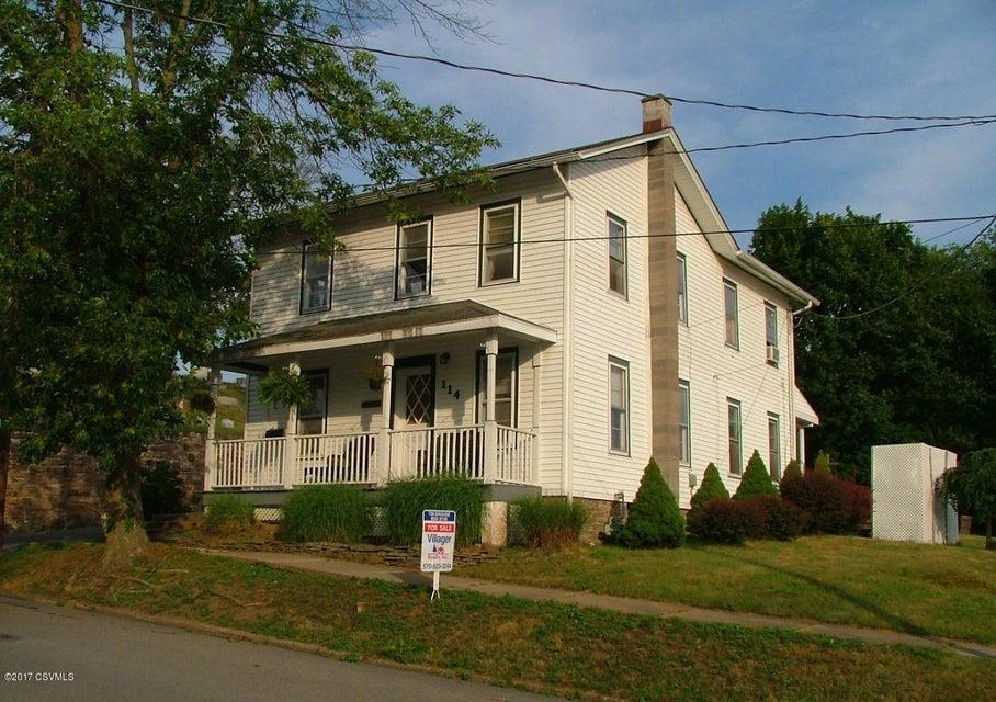 114 E BRIMMER AVE, Watsontown, PA 17777
