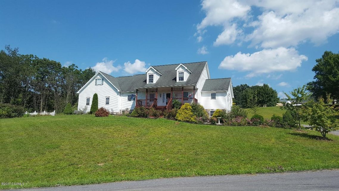 2448 RICHARD RD, Middleburg, PA 17842
