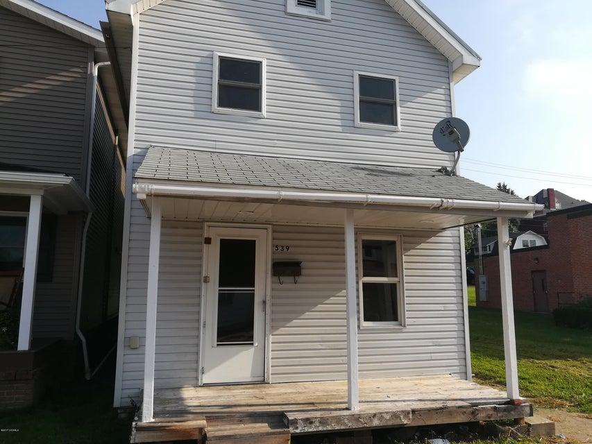 539 RAYMOND ST, Milton, PA 17847