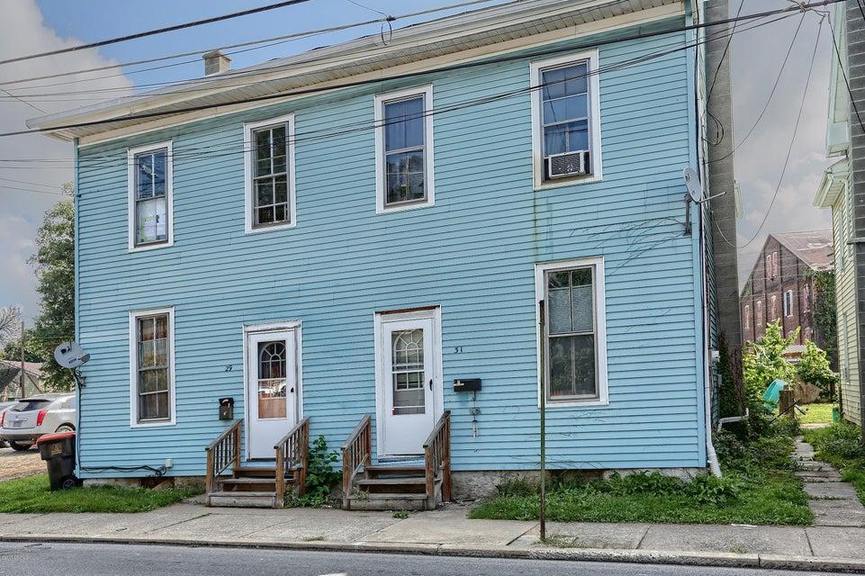 29-31 FILBERT Street, Milton, PA 17847