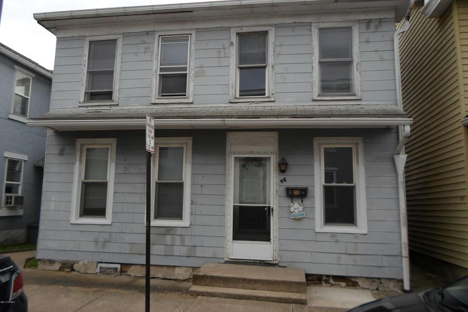 46 S SEVENTH ST, Sunbury, PA 17801