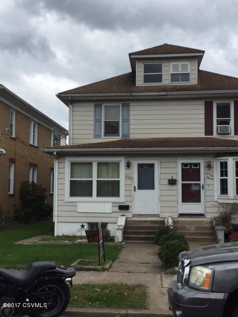 631 N 8TH ST, Selinsgrove, PA 17870