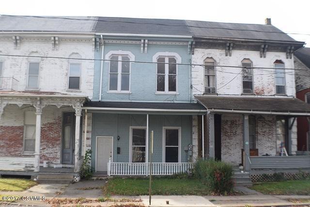 52 LOWER MARKET STREET, Milton, PA 17847