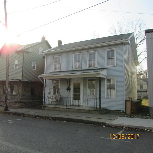 327 RACE Street, Sunbury, PA 17801