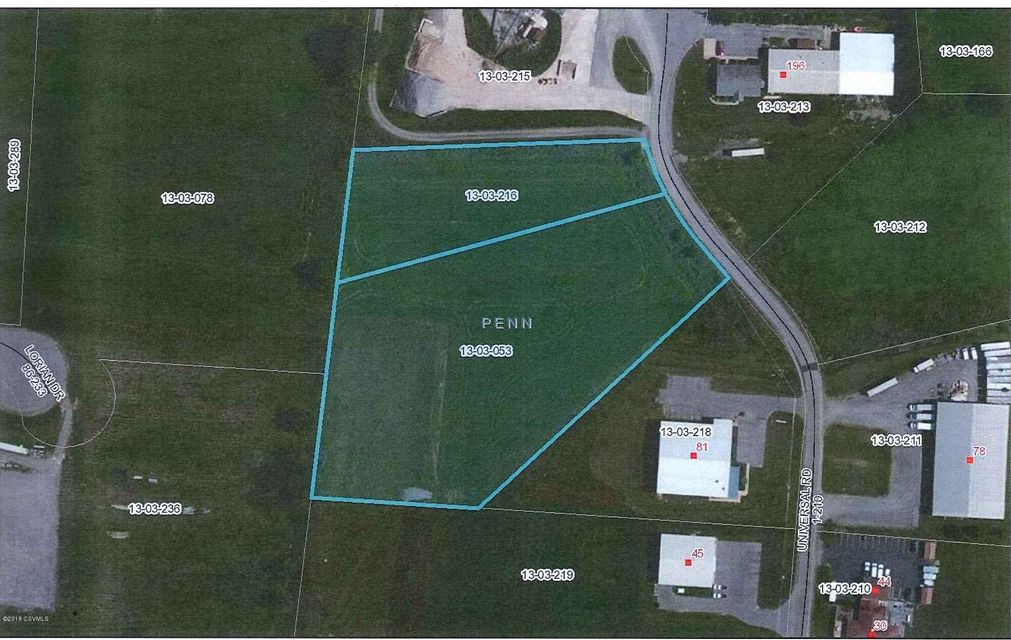 LOT3B & 5 PEACHY INDUSTRIAL PARK, Selinsgrove, PA 17870