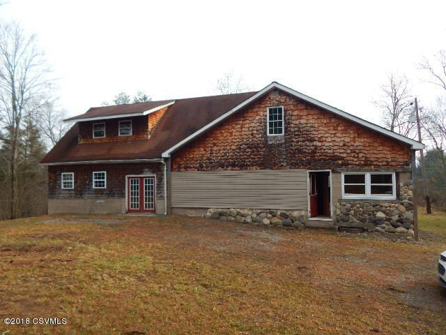 64 MOOSE HOLLOW Lane, Mifflinburg, PA 17844
