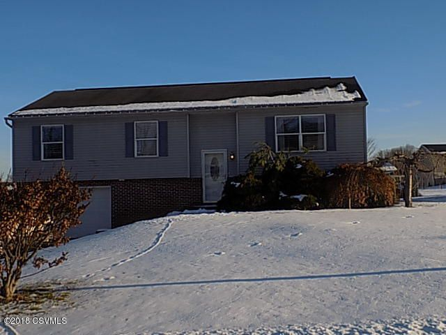 17 WALNUT RIDGE RD, Middleburg, PA 17842