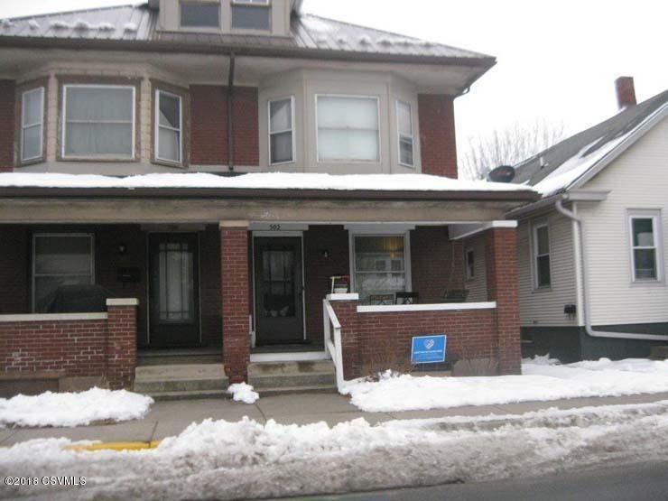 502 N MARKET Street, Selinsgrove, PA 17870