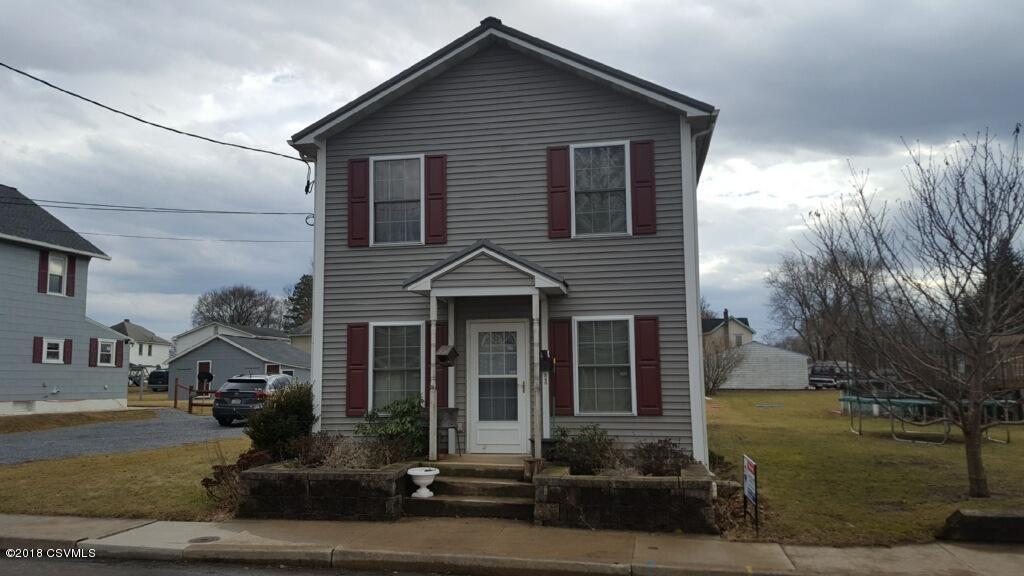 344 CAMERON, Milton, PA 17847