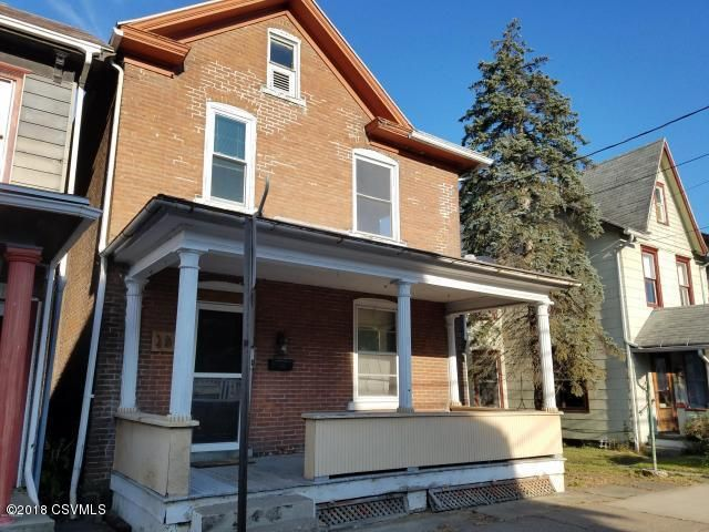 45 S 10TH Street, Sunbury, PA 17801