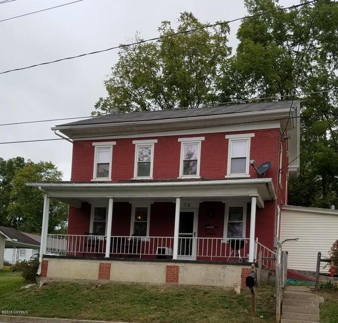 73 E MARKET, Middleburg, PA 17842