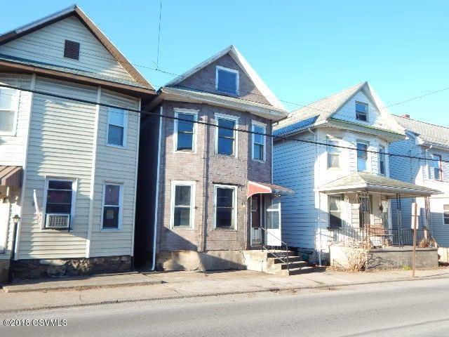 539 REAGAN Street, Sunbury, PA 17801