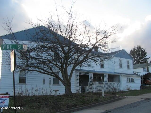 517 BLOOM Street, Danville, PA 17821