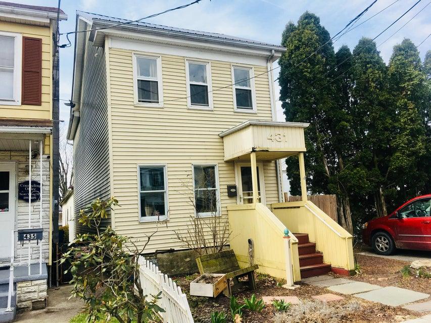 431 RACE Street, Sunbury, PA 17801