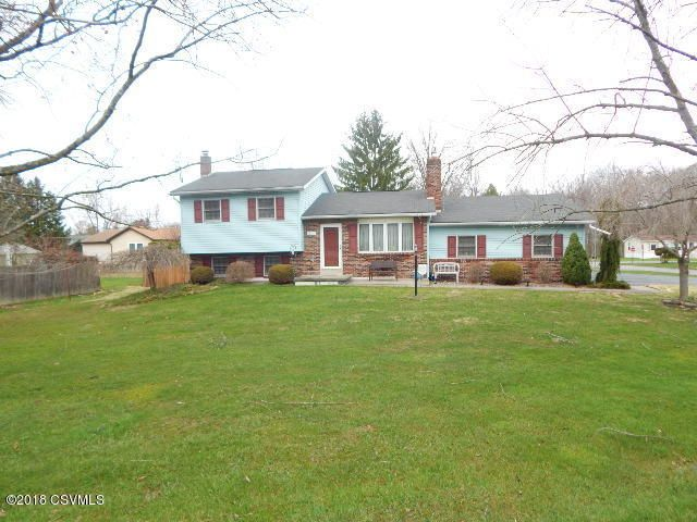 211 E VALLEY Avenue, Elysburg, PA 17824