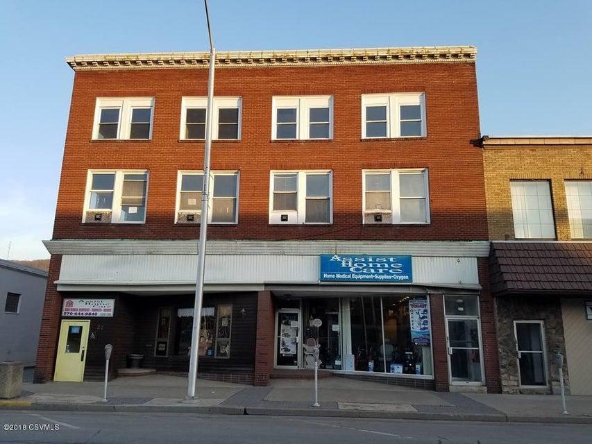 25 W INDEPENDENCE Street, Shamokin, PA 17872