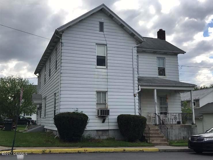 1 W OHIO Street, McClure, PA 17841