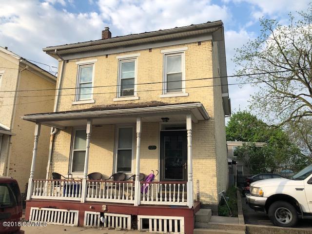 425 CHESTNUT Street, Sunbury, PA 17801