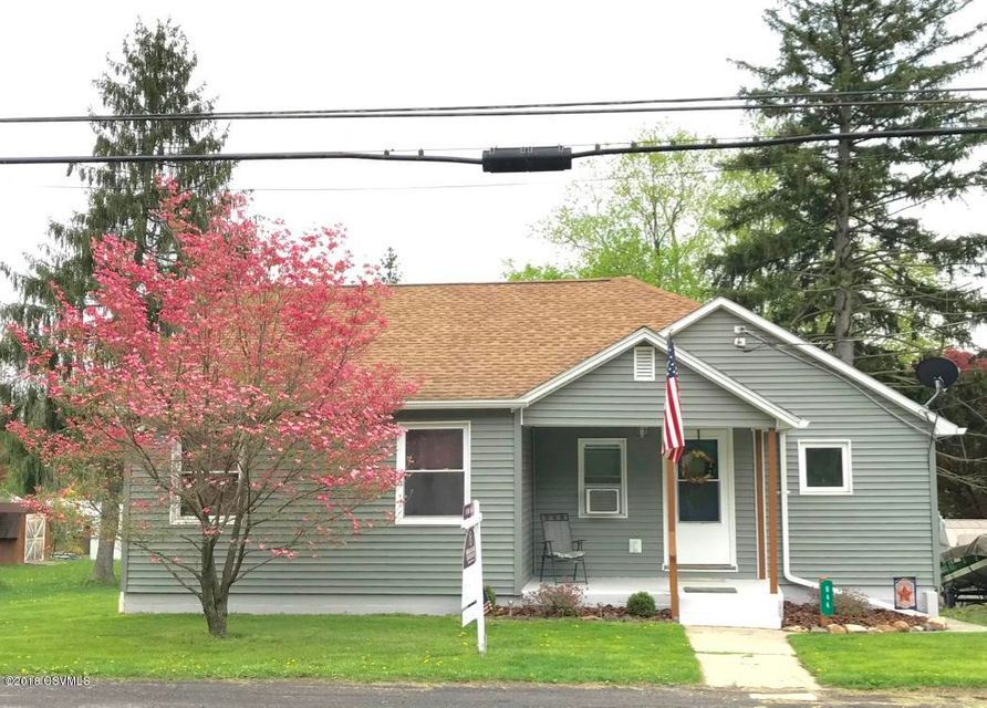 644 OLD DANVILLE Highway, Northumberland, PA 17857