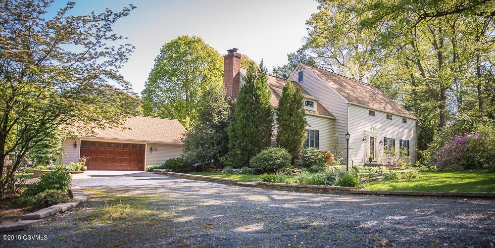 1831 MILE HILL Road, Sunbury, PA 17801