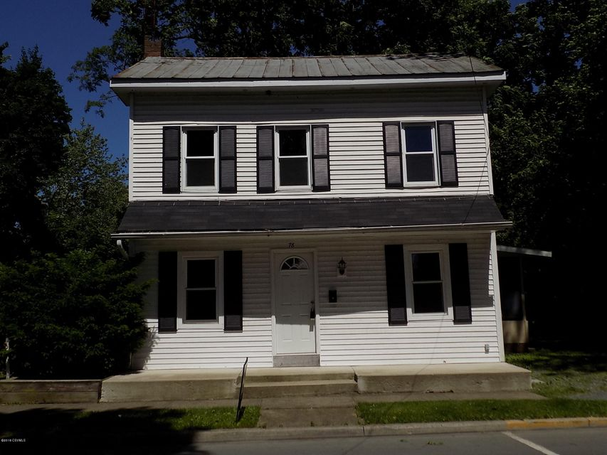 78 BROWN Street, Lewisburg, PA 17837
