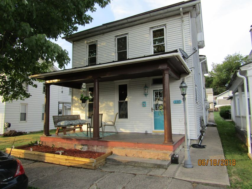 116 PENNSYLVANIA Avenue, Watsontown, PA 17777
