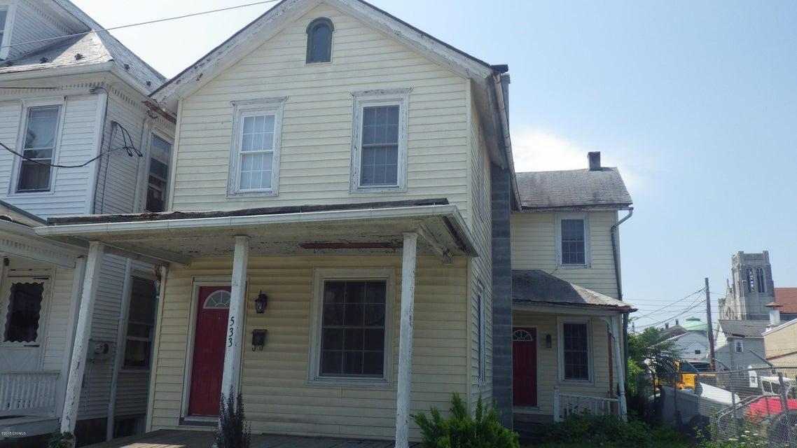 533 ARCH Street, Sunbury, PA 17801