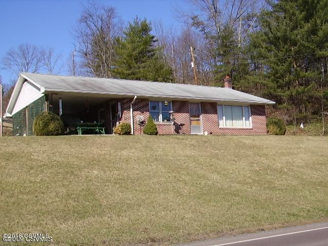 17205 ROUTE 104 Road, Middleburg, PA 17842