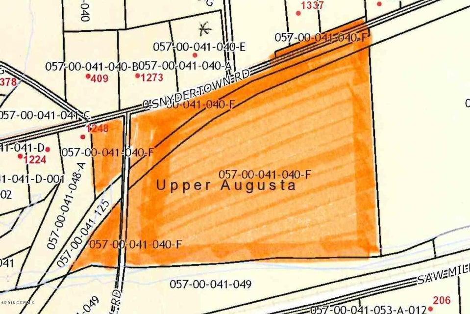 BLACKMILL Road, Sunbury, PA 17801