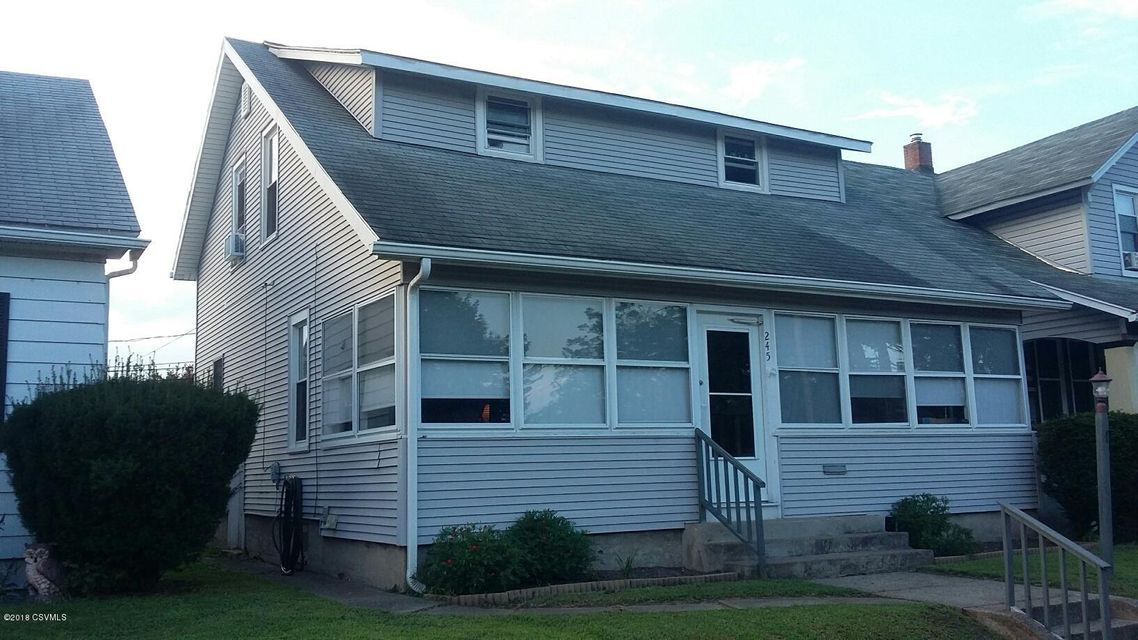 245 RIDGE Avenue, Sunbury, PA 17801