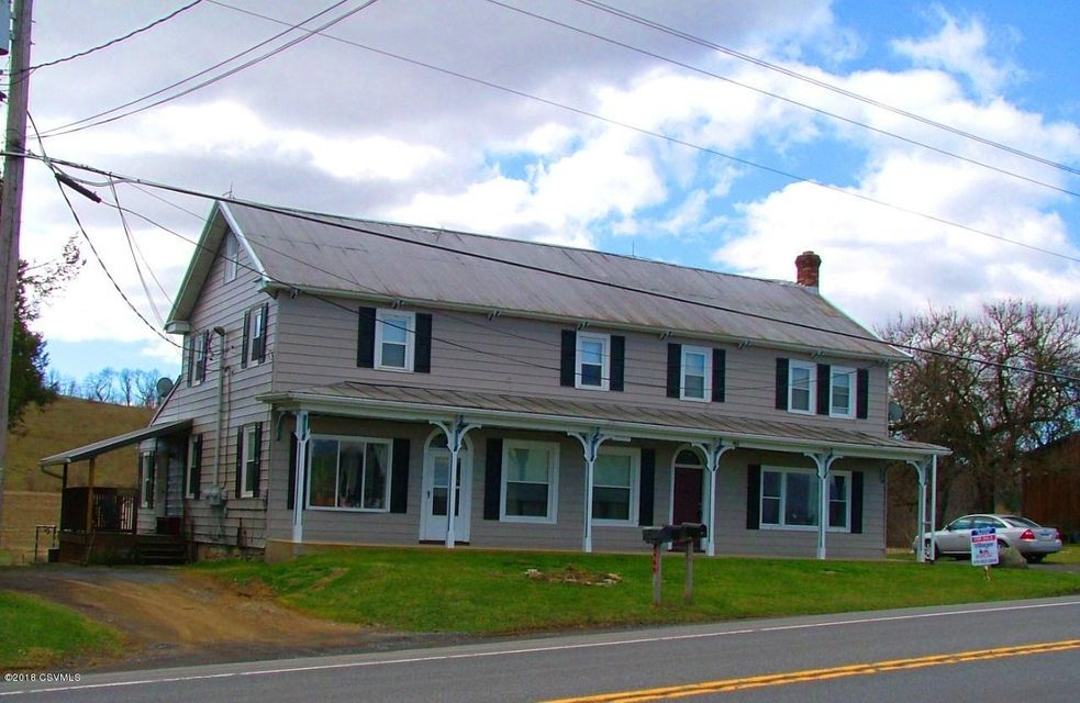 4425 OLD TURNPIKE Road, Lewisburg, PA 17837