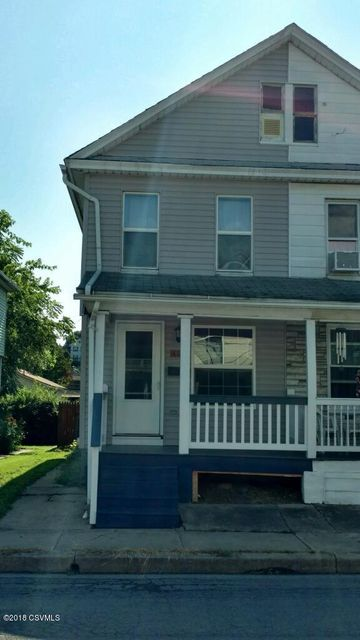 408 N 5TH Street, Sunbury, PA 17801