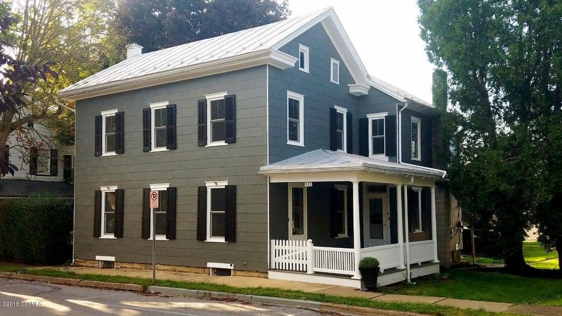 512 WALNUT Street, Mifflinburg, PA 17844
