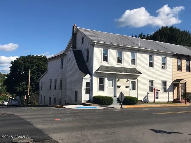 201-203 S MARKET Street, Selinsgrove, PA 17870