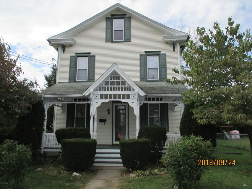 431 FRONT Street, Northumberland, PA 17857