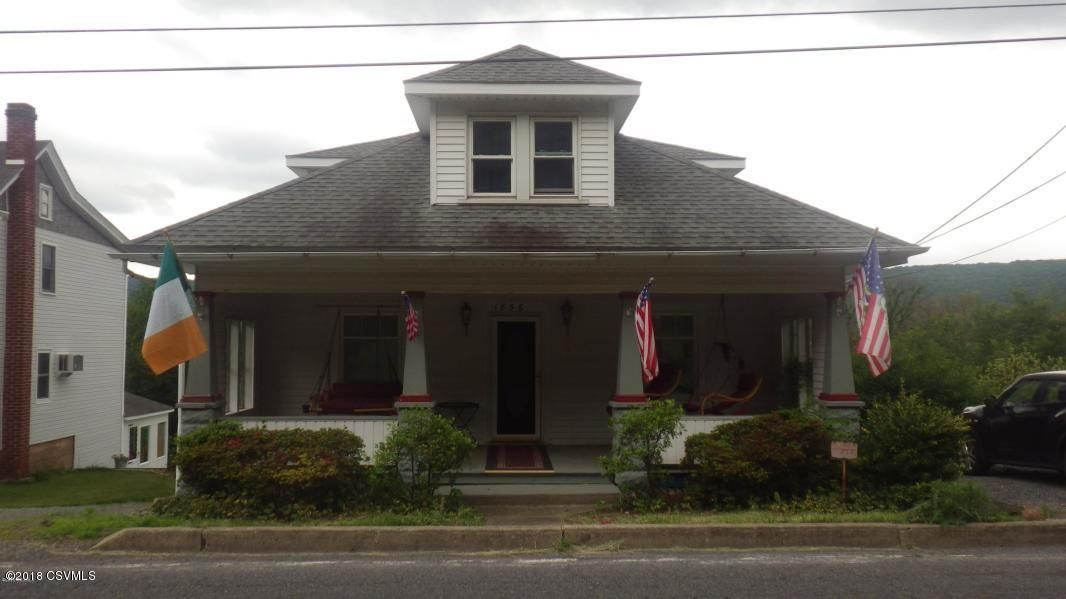 1856 UPPER Road, Shamokin, PA 17872