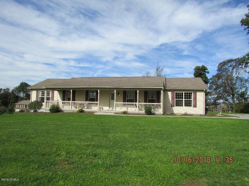 3338 ERDLEY CHURCH Road, Middleburg, PA 17842