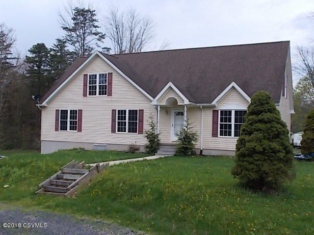 158 OLD COUNTRY CLUB Road, Paxinos, PA 17860