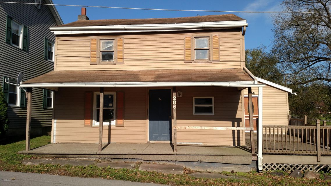 206 E CHURCH Street, Freeburg, PA 17827